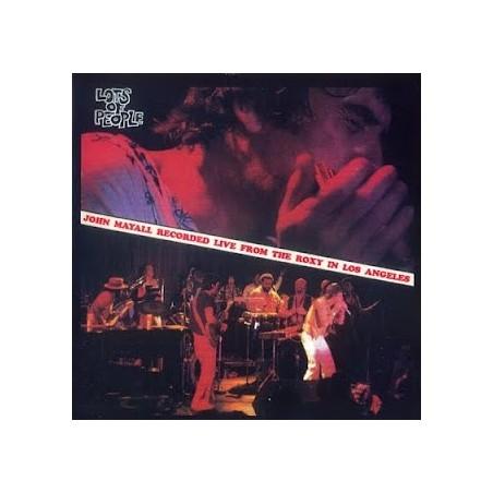 JOHN MAYALL - Lots Of People LP