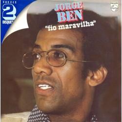  JORGE BEN – Fio Maravilha LP