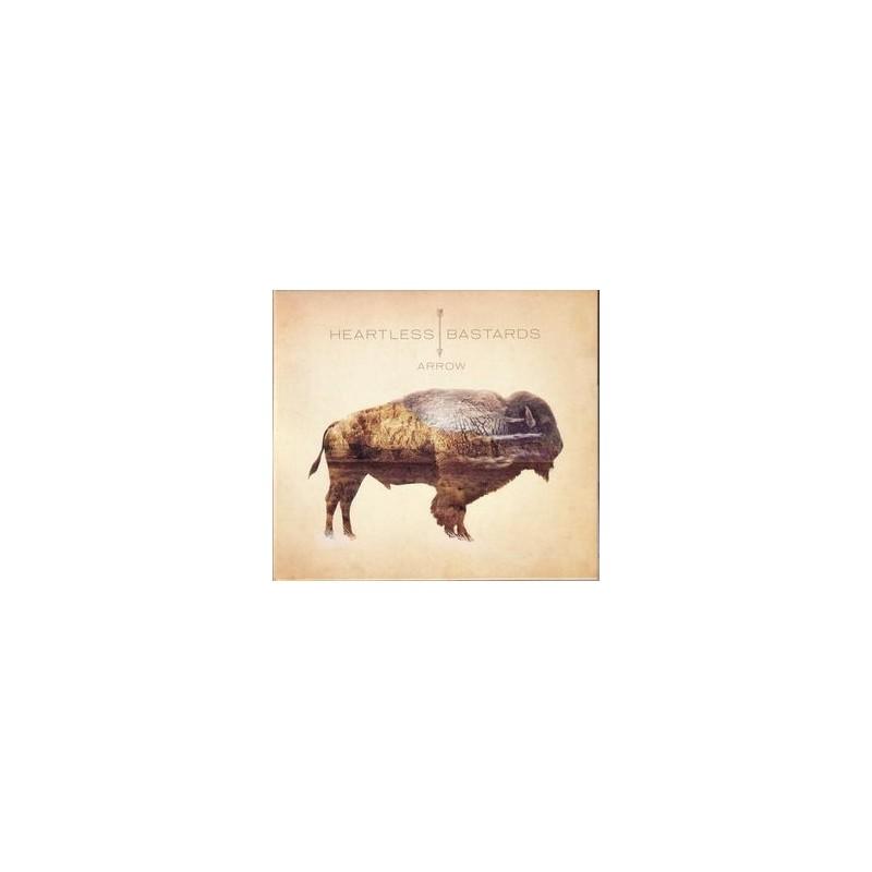 HEARTLESS BASTARDS -  Arrow CD