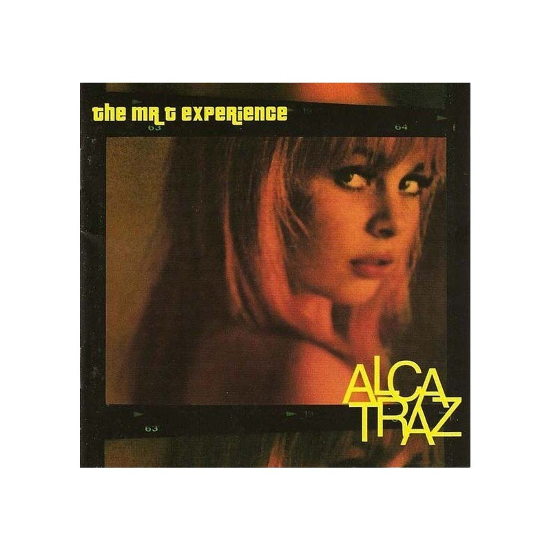 MR. T EXPERIENCE - Alcatraz CD