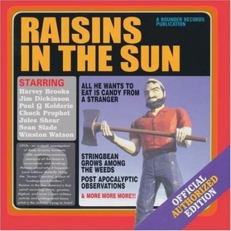 RAISINS IN THE SUN - Raisins In The Sun CD
