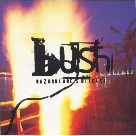 BUSH - Razorblade Suitcase CD