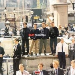 CAST - All Change CD