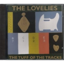 LOVELIES - The Tuff Of The Tracks CD
