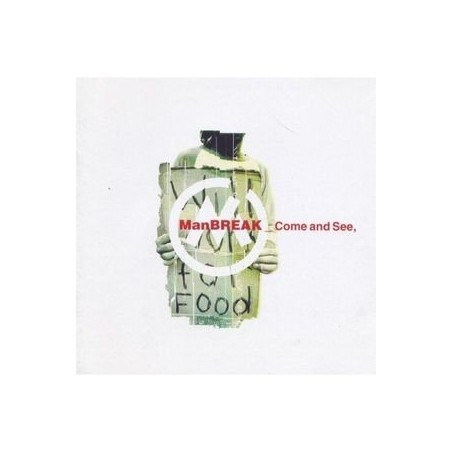 MANBREAK - Come And See CD