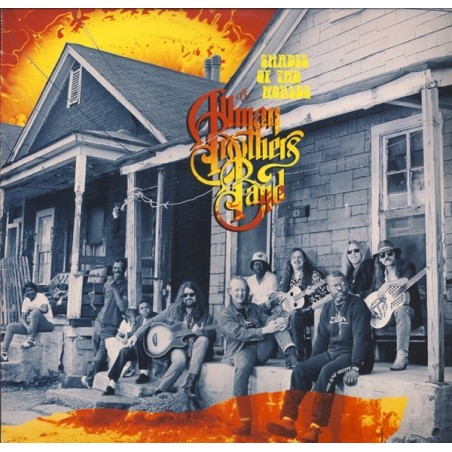 ALLMAN BROTHERS BAND - Shades Of Two Worlds CD
