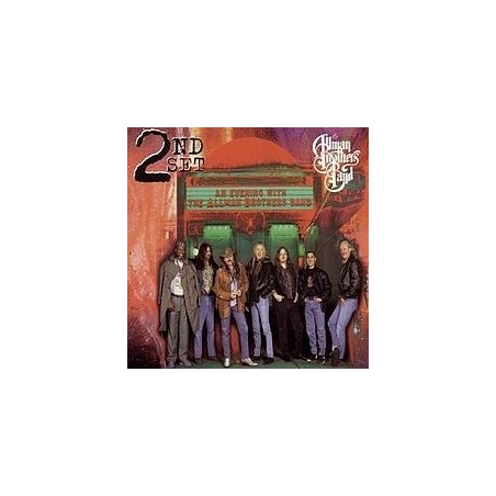 ALLMAN BROTHERS BAND - An Evening With, Second Set CD