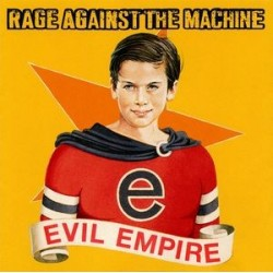 RAGE AGAINST THE MACHINE - Evil Empire CD