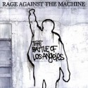 RAGE AGAINST THE MACHINE - The Battle Of Los Angeles CD