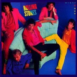 ROLLING STONES - Dirty Work CD