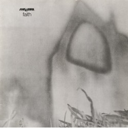 THE CURE - Faith LP