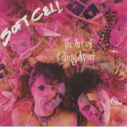 SOFT CELL - The Art Of Falling Apart LP+Maxi