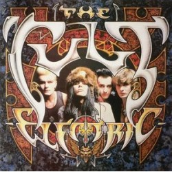 THE CULT - Electric LP
