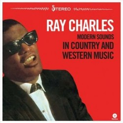 RAY CHARLES - Modern Sounds In Country And Western Music Vol.1  LP