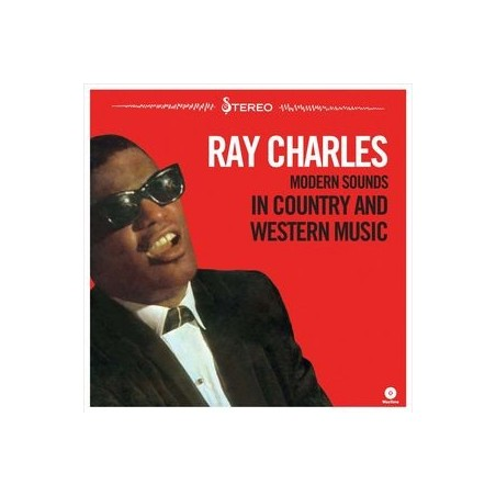 RAY CHARLES - Modern Sounds In Country And Western Music Vol.1  LP LP