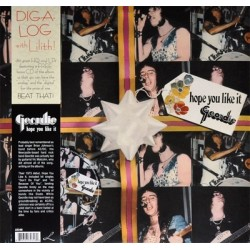 GEORDIE - Hope You Like It LP+CD