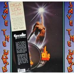GEORDIE - Save The World LP+CD