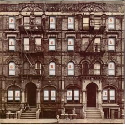 LED ZEPPELIN ‎– Physical Graffiti  LP