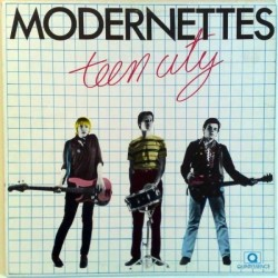 MODERNETTES -Teen City LP
