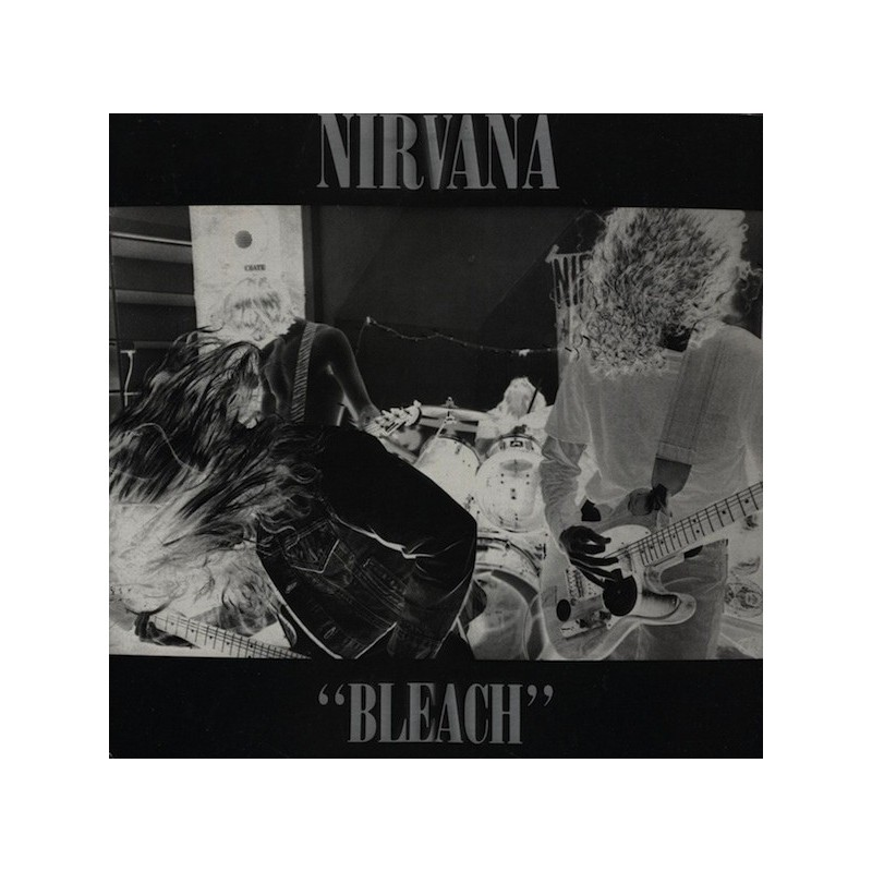 NIRVANA – Bleach LP
