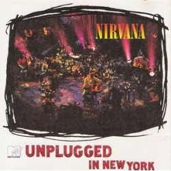 NIRVANA – MTV Unplugged In New York LP