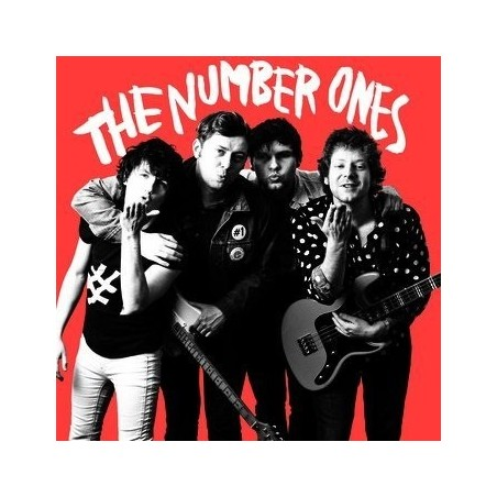 THE NUMBER ONES - The Number Ones  LP