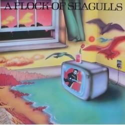 A FLOCK OF SEAGULLS - A Flock Of Seagulls LP