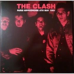 THE CLASH - Paris Hippodrome 8th May 1981 LP