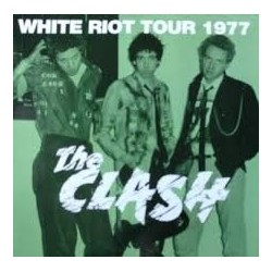 THE CLASH - White Riot Tour 1977 LP