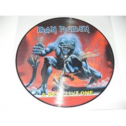 IRON MAIDEN - A Real Live One LP Picture Disc