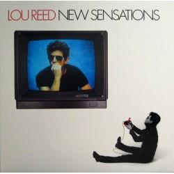 LOU REED - New Sensations LP (Original)