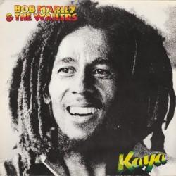 BOB MARLEY & THE WAILERS - Kaya LP