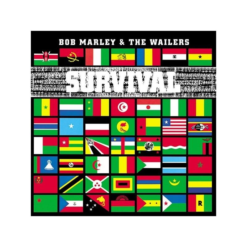 BOB MARLEY & THE WAILERS - Survival LP