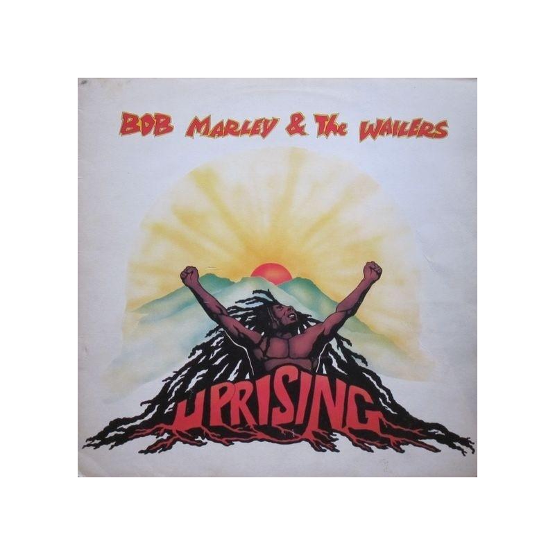 BOB MARLEY & THE WAILERS - Uprising LP