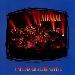 NIRVANA – Unplugged Alternative LP