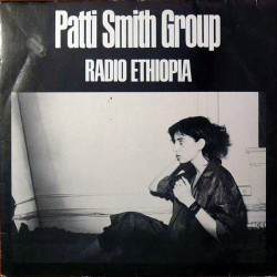 PATTI SMITH - Radio Ethiopia LP