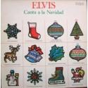 ELVIS PRESLEY - Canta A La Navidad LP
