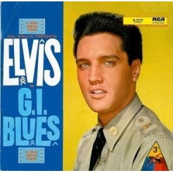 ELVIS PRESLEY - G.I. Blues LP