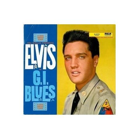 ELVIS PRESLEY - G.I. Blues LP