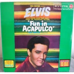 ELVIS PRESLEY - Fun In Acapulco LP