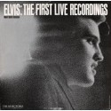 ELVIS PRESLEY - First Live Recordings LP