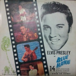 ELVIS PRESLEY - Blue Hawaii LP