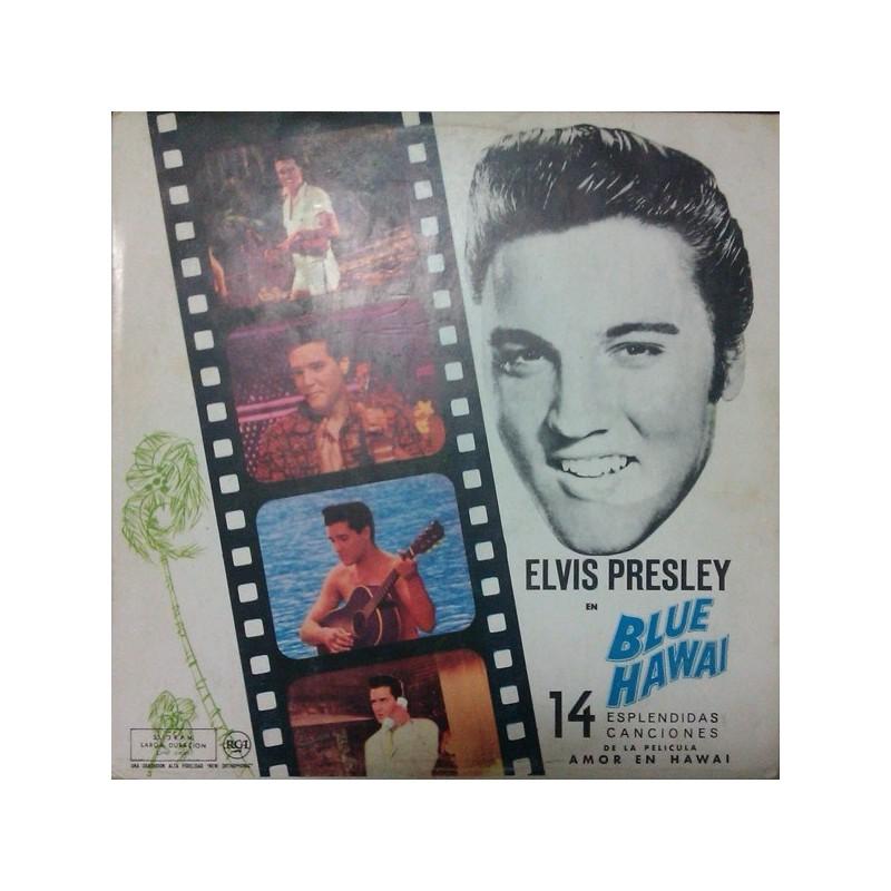 ELVIS PRESLEY - Blue Hawaii LP