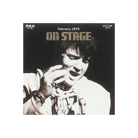 ELVIS PRESLEY - On Stage, February 1970 LP