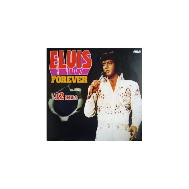 ELVIS PRESLEY - Forever - 32 Hits LP