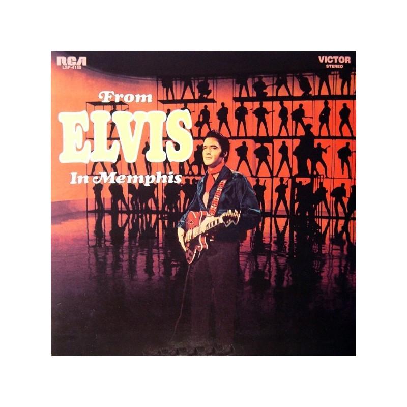 ELVIS PRESLEY - From Elvis In Memphis LP