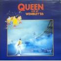 QUEEN - Live At Wembley '86 LP