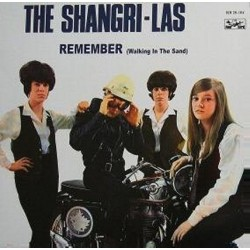SHANGRI-LAS - Remember (Walking In The Sand) LP