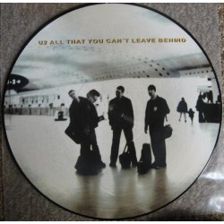 U2 - All That You Can Leave Behind LP