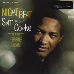 SAM COOKE - Night Beat LP